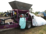 Машина для плющения зерна Murska 1000HD СВ с упаковочным выходом