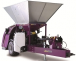 Машина для плющения зерна Murska W-Max 10СВ с упаковщиком