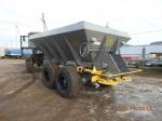 Машина для внесения минеральных удобрений МВУ-8Б