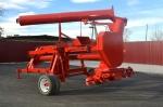 Машина для разгрузки зерна из полимерных мешков-рукавов